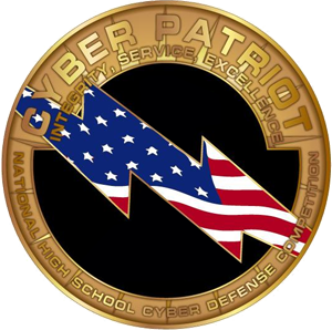 cyber patriot logo